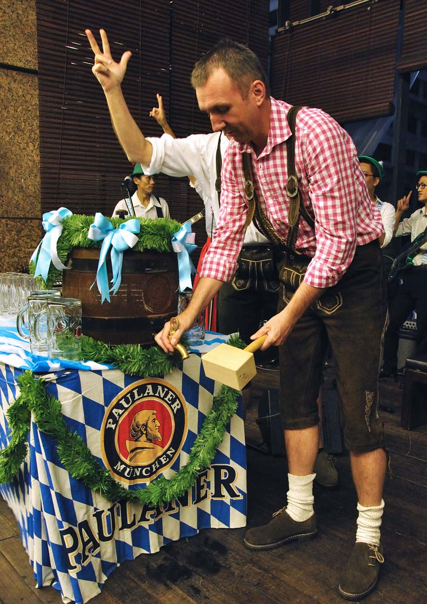 Brotzeit Brings Munich To You This Oktoberfest 2014!