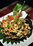 ayam kerabu warna warni malaysia terazza brasserie dorsett grand subang