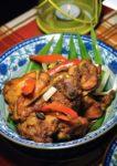 ayam warna warni malaysia terazza brasserie dorsett grand subang