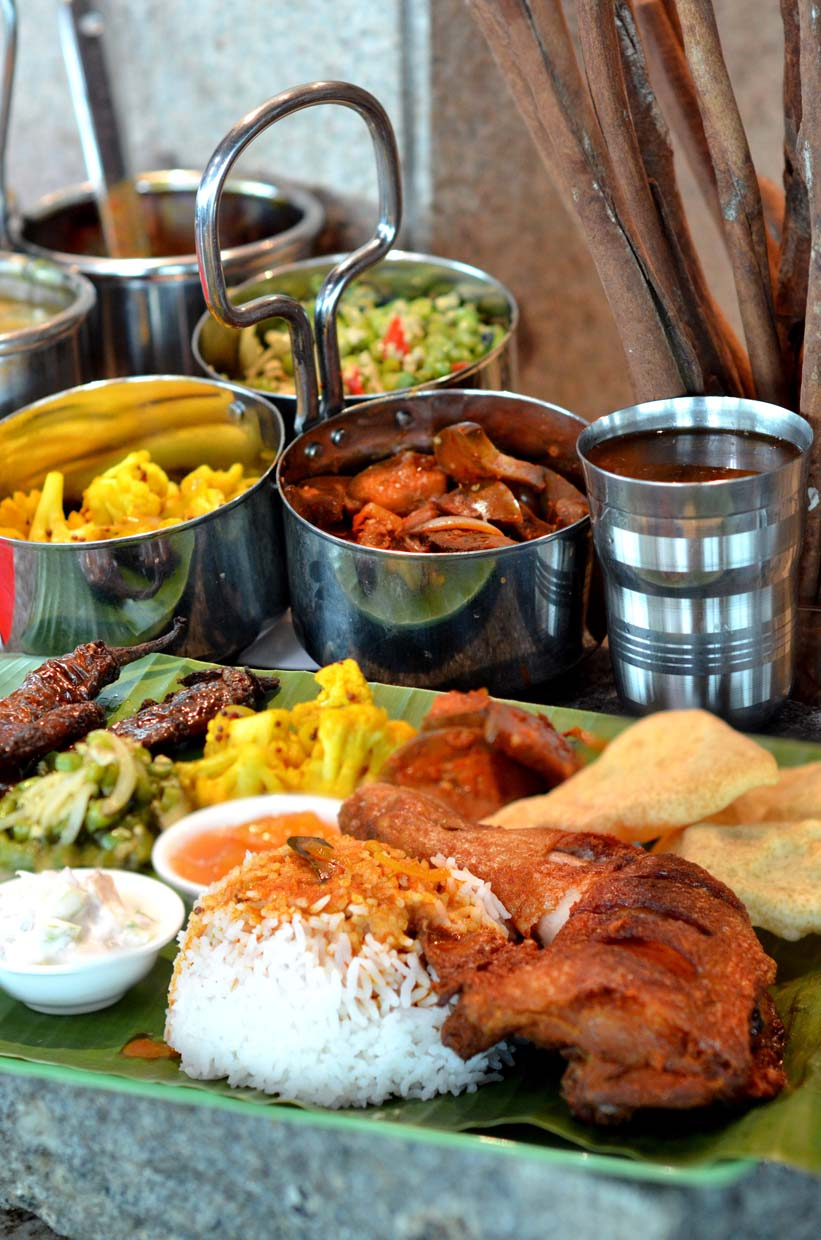 Spice Up With Banana Leaf Rice @ Kitchen Art Brasserie, Empire Hotel Subang