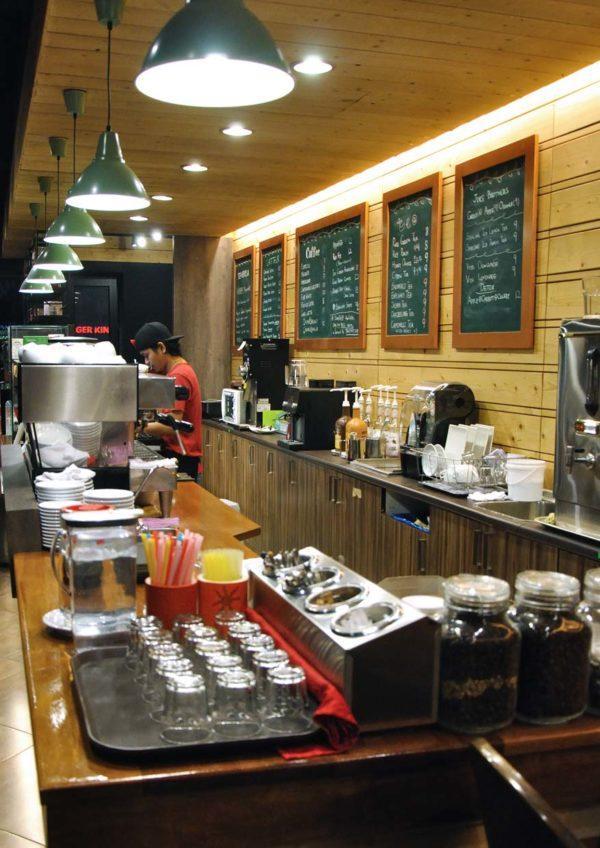 Cafe Olle @ Desa Sri Hartamas, Kuala Lumpur