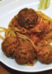 cafe olle desa sri hartamas spaghetti meatball marinara