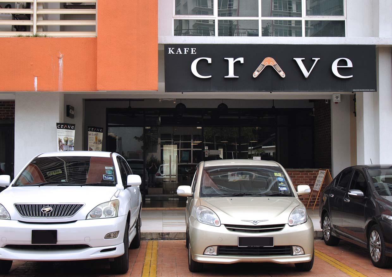 Crave @ Oasis Square, Ara Damansara