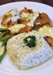 crave australian cafe oasis square ara damansara spicy cream seabass