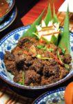daging rendang tok din warna warni malaysia terazza brasserie dorsett grand subang