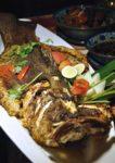 ikan siakap panggang warna warni malaysia terazza brasserie dorsett grand subang