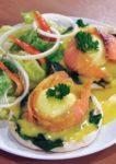 pretz n beanz cafe jalan solaris mont kiara royale salmon egg benedict