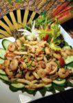 udang kerabu warna warni malaysia terazza brasserie dorsett grand subang