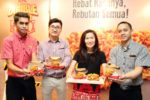 double down maxx burger kfc malaysia
