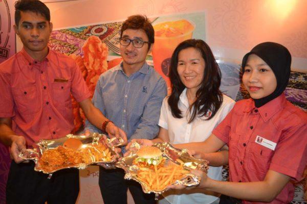 KFC Tasty Travels – Bombay Fiery Crunch @ KFC Malaysia