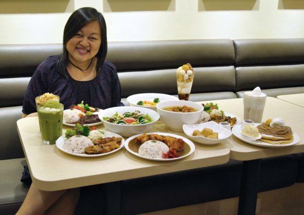 Nana's Green Tea @ 1 Utama Shopping Centre, Petaling Jaya