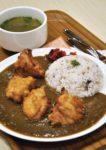 nana green tea japanese cafe 1 utama shopping centre karaage curry