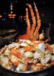 seafood buffet dinner the mill cafe grand millennium kuala lumpur alaska king crab