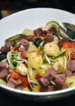seafood buffet dinner the mill cafe grand millennium kuala lumpur beef scallop salad