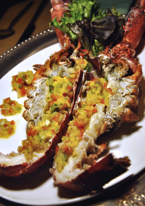 Oceans 11 Seafood Buffet Dinner @ The Mill Cafe, Grand Millennium Kuala Lumpur