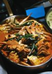 seafood buffet dinner the mill cafe grand millennium kuala lumpur curry crab