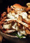 seafood buffet dinner the mill cafe grand millennium kuala lumpur flower crab