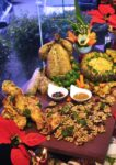 christmas buffet 2014 armada petaling jaya stuffed chicken