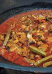 christmas buffet 2014 chatz brasserie parkroyal kuala lumpur fish head curry