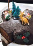 christmas buffet 2014 chatz brasserie parkroyal kuala lumpur yule log cake