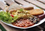 comic themed bmon cafe kota damansara all day breakfast