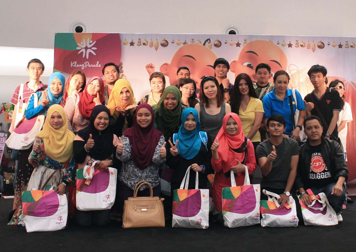 Creating New Memories : Bloggers' Day Out @ Klang Parade, Klang