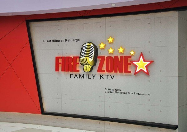 creating new memories bloggers day out klang parade firezone family ktv