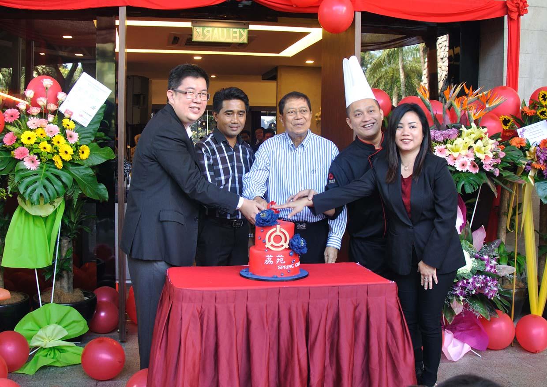 Spring Garden Chinese Restaurant @ Kota Permai Golf & Country Club, Kota Kemuning