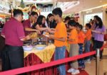 cheras leisure mall toy bank a gift of love 2014