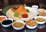 chinese new year menu 2015 royal gourmet premiere hotel klang yee sang