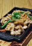 ippudo malaysia new menu 2015 pork ginger teppan