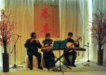 spring reunion chinese new year menu 2015 tai thong live music