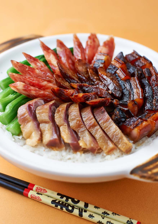 Chinese New Year 2015 @ Dynasty Restaurant, Renaissance Kuala Lumpur Hotel