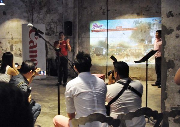 """""""Canon Get Closer"""" Brings The Past To The Present Launch @ Sekeping Victoria, Penang"""