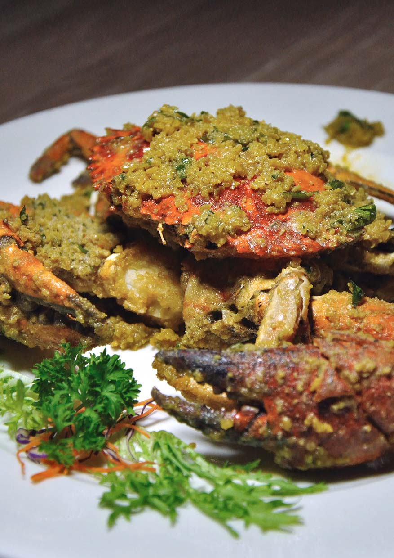 A Festival of Marine Harvest and International Carvery @ Chatz Brasserie, PARKROYAL Kuala Lumpur