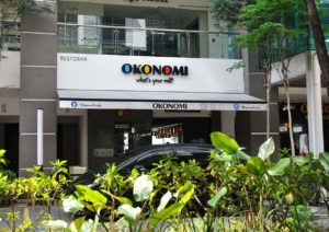 Okonomi Japanese Restaurant @ Solaris Publika, Kuala Lumpur