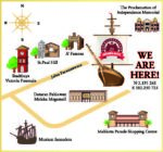 melaka alive 5d theatre panglima awang tourism spot malacca map