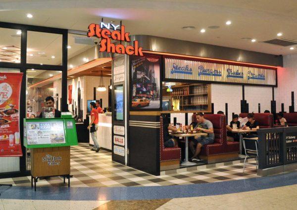 A Fresh Menu @ NY Steak Shack Malaysia