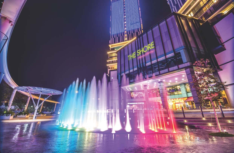 The Shore Shopping Gallery Malacca Launching Ceremony By Pelaburan Hartanah Berhad