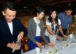 chandon cocktail masterclass with dan buckle