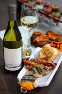 Cloudy Bay 30th Anniversary Seafood & Duck Trail 2015