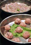 dao xiang shunde cuisine nexus bangsar south pork meat ball