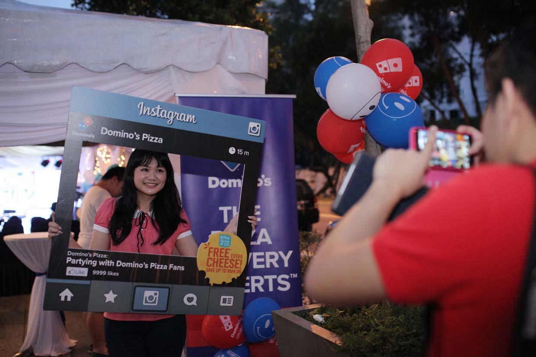 Fans Appreciation Party To Celebrate Domino Pizza's Favorite 5