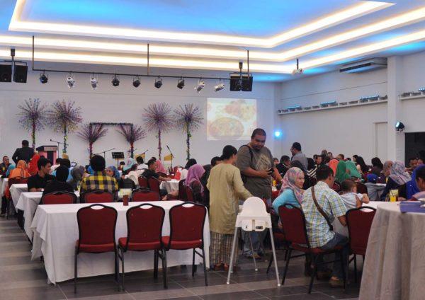 Break Fast with Buffet Ramadhan 2015 @ Bangi Golf Resort Restaurant, Bandar Baru Bangi