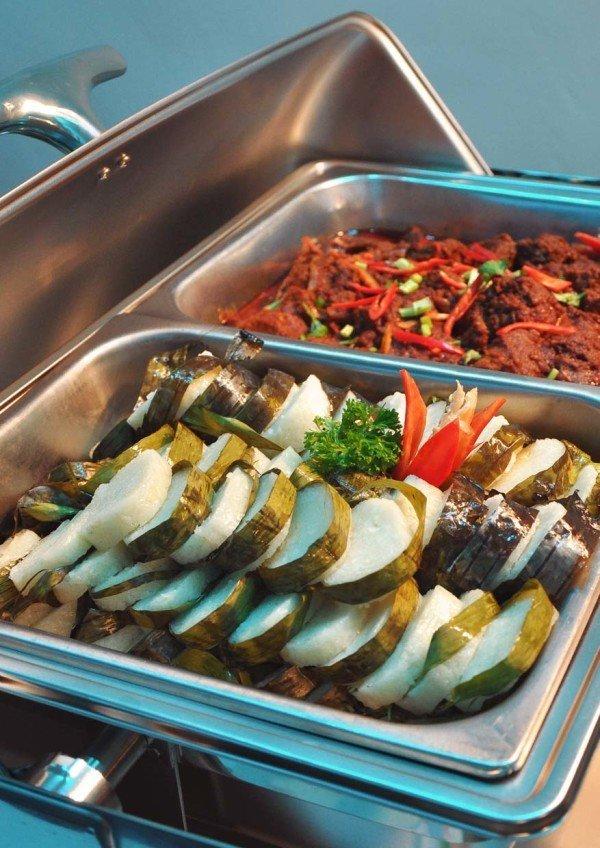 ramadan buffet 2015 bangi golf resort rendang daging tiak minyak with lemang