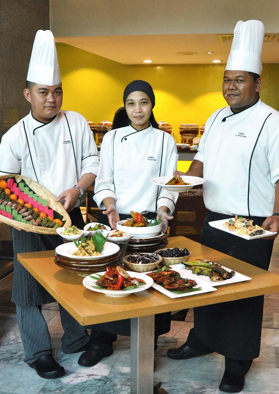 'Buka Puasa' Ramadan Buffet 2015 @ Kembali Kitchen, Ramada Plaza Dua Sentral Kuala Lumpur