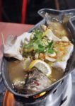 thai syok wisma central kuala lumpur lime steamed seabass