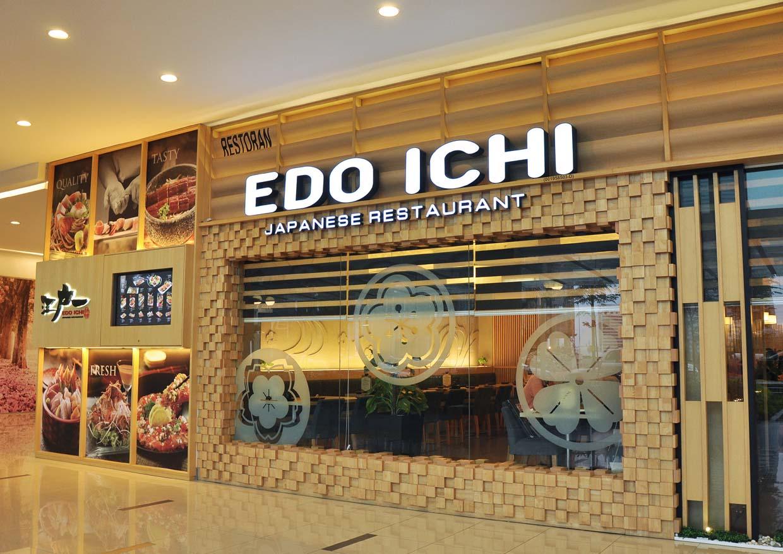 Edo Ichi Japanese Restaurant @ Nexus Bangsar South, Kuala Lumpur