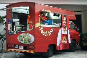 Mission Foods Malaysia Launched Food Truck with Australian MasterChef Winner Adam Liaw