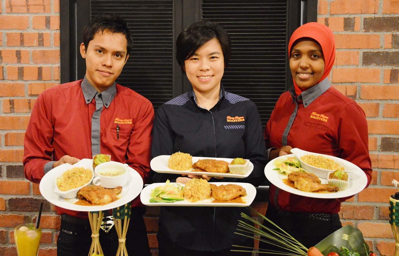 Seri Lagenda Chicken Promotion this Ramadan 2015 @ Kenny Rogers ROASTERS Malaysia